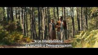 "TEREZINA KRIVDA (""Therese Desqueyroux"") - HD trailer"