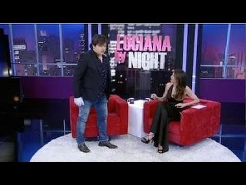 Gustavo Mendes faz piada perigosa com marido de Luciana Gimenez na cara Pra Rir Muito kkkk