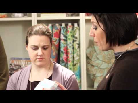 Quilty: How to Buy Fabric at the Quilt Shop