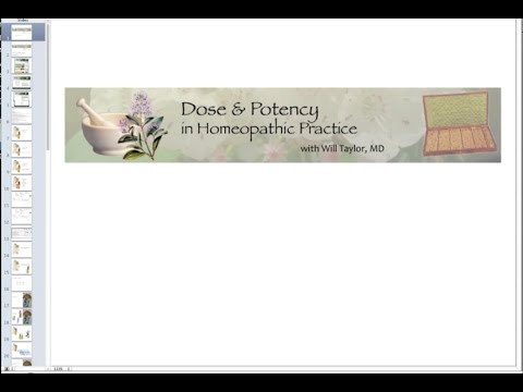 dose & potency intro