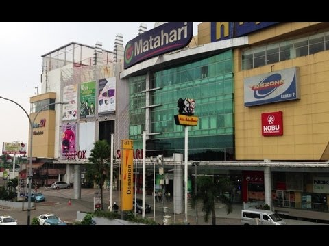 Depok Town Square - Depok City - West Java - Indonesia