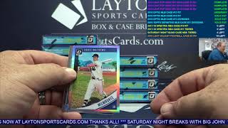2018 Donruss Optic Baseball Case Break # 13