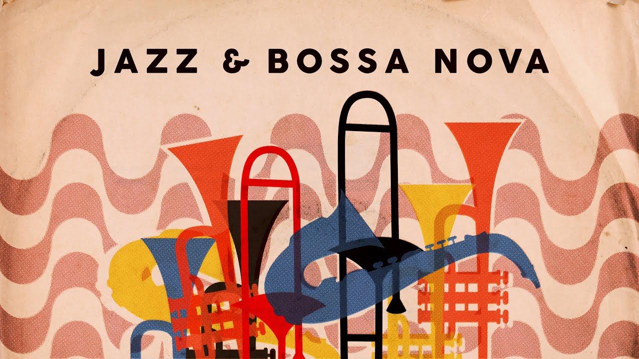 Jazz u0026 Bossa Nova  Covers Of Popular Songs 5 Hours