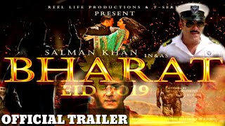 Bharat Movie Official Trailer | Bharat Movie Salman Khan Trailer Grand Launch | Salman, Katrina 2019