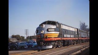 Big Trains Rolling Film 1955 [4K]