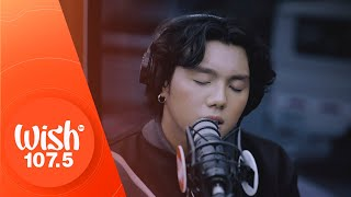 "Zack Tabudlo performs ""Cruel"" LIVE on Wish 107.5 Bus"