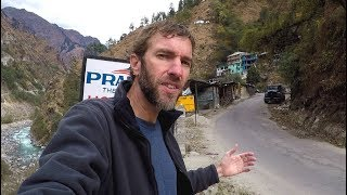 Gangnani, India: Hot Springs Deep in the Himalayas