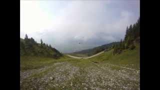 Hike&Fly Thaurer Alm, mit Airdesign Susi 20