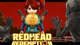 9GAG Redhead Redemption (Gameplay iOS / Android)