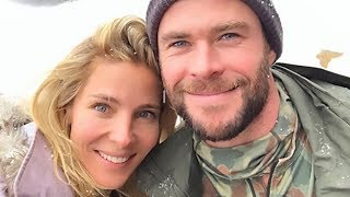 The Untold Truth Of Chris Hemsworth's Wife