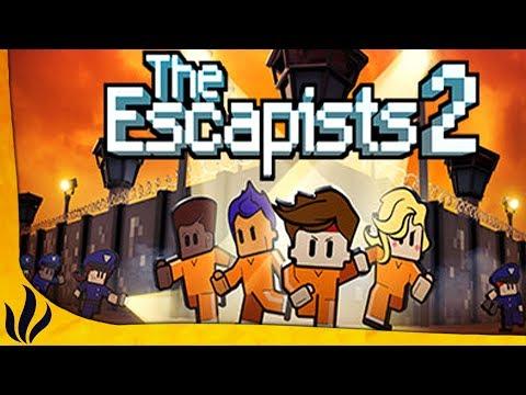 The Escapists 2 FR #1 - Le jeu d'vasion de prison revient avec un mode MULTI !
