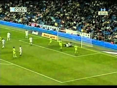 Real Madrid - Levante 5-2 LaLiga 2007/2008