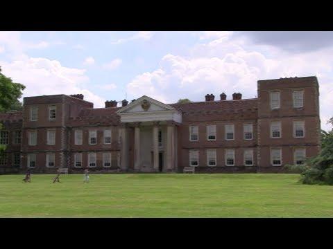 The Vyne. Tudor Mansion, Grounds & Gardens. Hampshire. England.