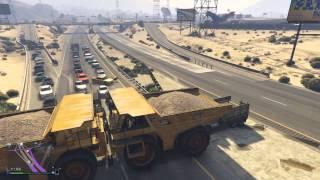 Gta 5 traffic jam