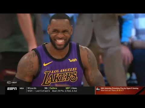 "ESPN Analyst BREAKING ""Lakers LOSS TO Bucks 131-120""; LeBron maybe MISSED NBA Playoffs 