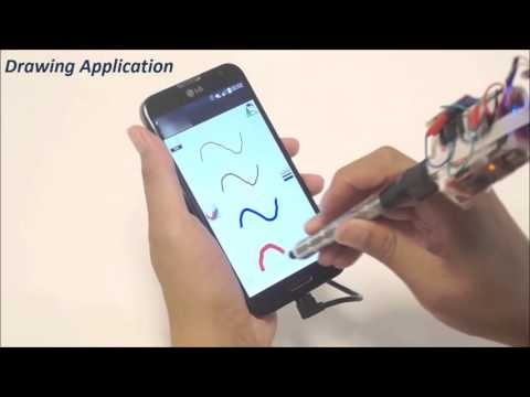 TMotion: Embedded 3D Mobile Input using Magnetic Sensing Technique