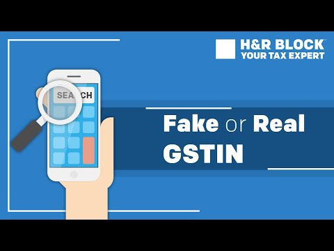How To Check Your GST Number : GST Verification