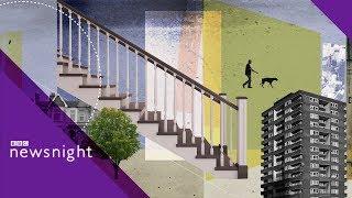 Britain's Housing Crisis: Peterborough - BBC Newsnight