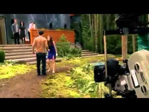 Bella  The Twilight Saga making of Breaking Dawn part 2 1 2