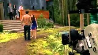 Bella  The Twilight Saga making of Breaking Dawn part 2 1 2