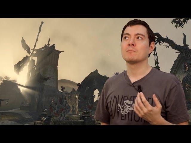The Elder Scrolls Online (видео)