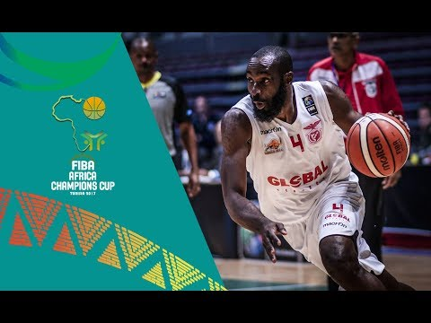 S. Libolo E Benfica v U.S Monastir - Full Game - FIBA Africa Champions Cup 2017