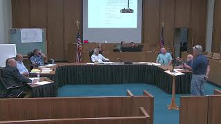 Swain County Commissioners Regular Session May 14, 2020