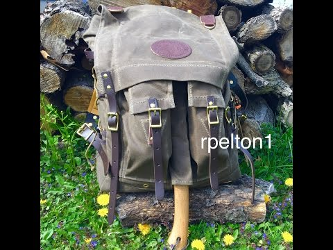 Gear Review: Frost River Isle Royale Bushcraft Jr. Pack