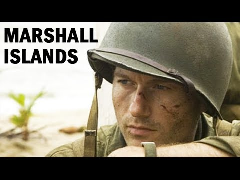 U.S. Marines Invade the Marshall Islands | World War 2 Newsr