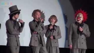 Nakajin、Fukase、Saori、DJ LOVE、ウーマンラッシュアワー(村本大輔、...