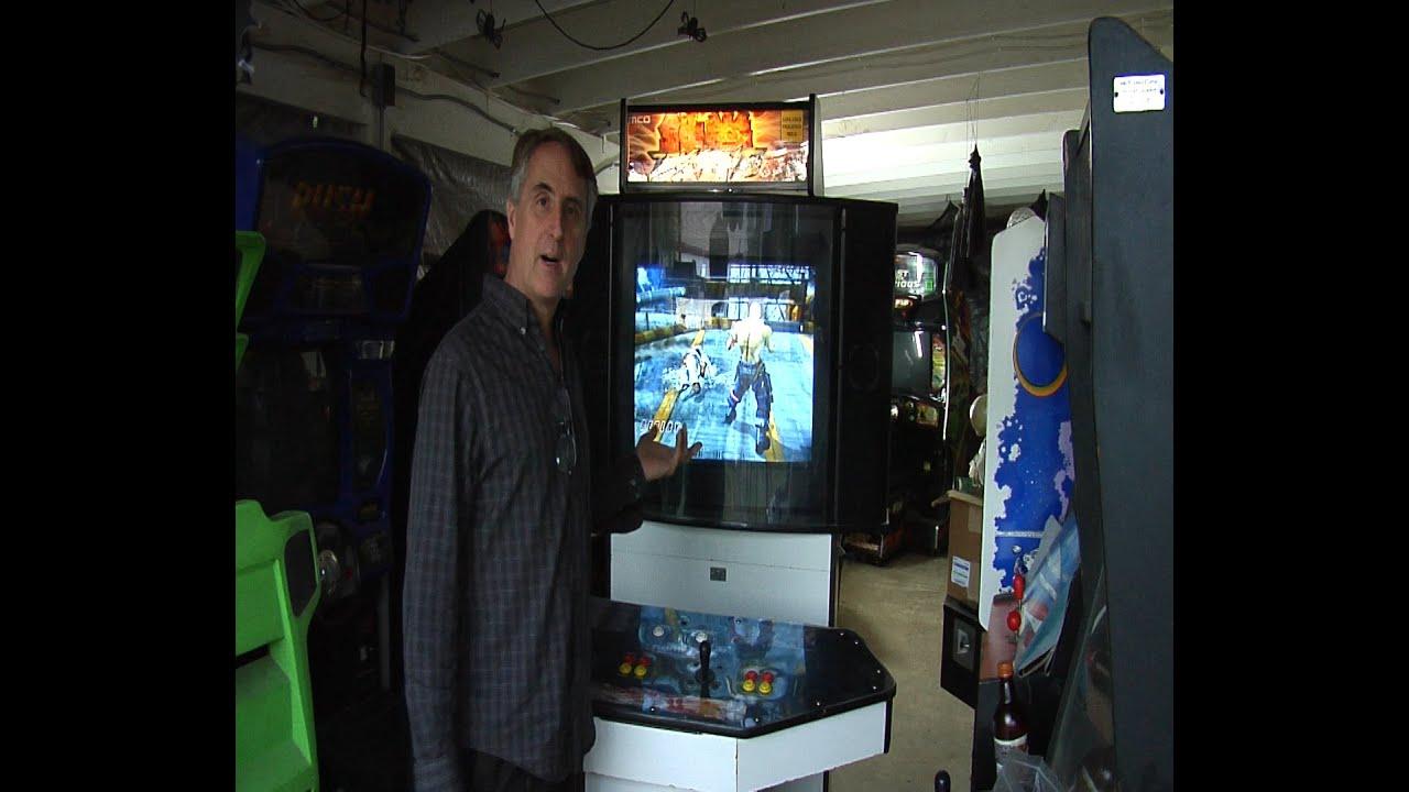Namco Tekken 5 Arcade Review - YouTube