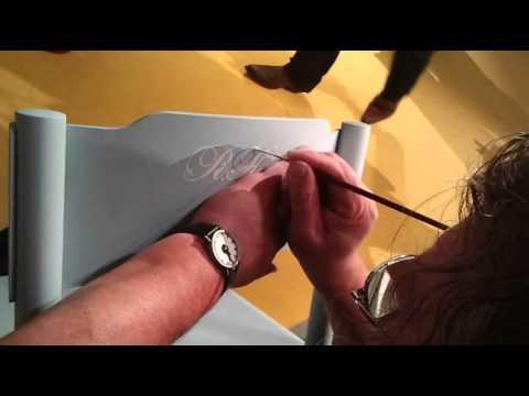 Richard Hutten - bezeten van stoelen