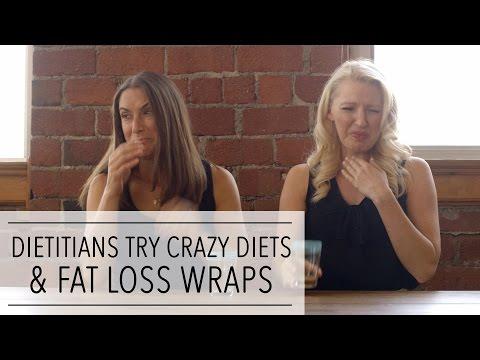 2 Dietitians DEBUNK FAD DIETS | Apple Cider Vinegar Diet | Baby Food Diet | It Works Wraps