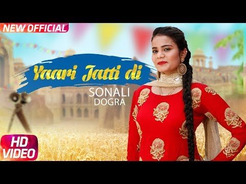 Yaari Jatti Di (Full Video) | Sonali Dogra | Mr Wow | Latest Punjabi Song 2018 | Speed Records