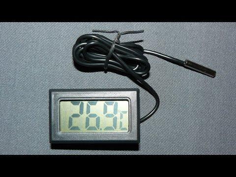5 советов по выбору электронного термометра с выносным датчиком