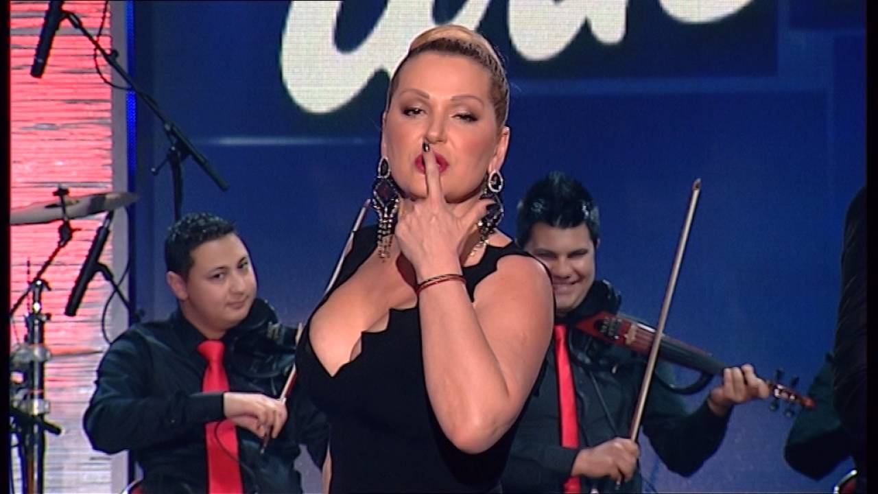 Sanja Djordjevic - Zvone zidovi - PZD - (TV Grand 13.04.2016.)