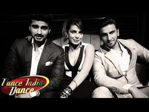 Priyanka Chopra, Ranveer Singh & Arjun on...