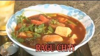 Ragu Chay - Xuân Hồng (Lửa Hồng Cooking Show)
