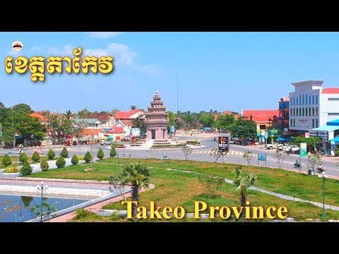 Takeo province – Angkor Wat Tours – Tours of Cambodia – Phnom Penh Travel