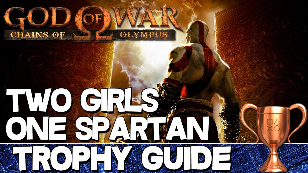 God of War: Chains of Olympus ~ Trophy Guide & Road Map