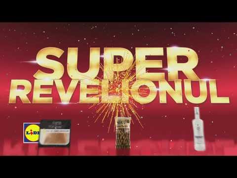 Super Revelionul la Lidl • 29 - 31 Decembrie 2017