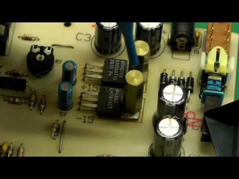 Video Blog #029 - Alesis 3630 Compressor Repair