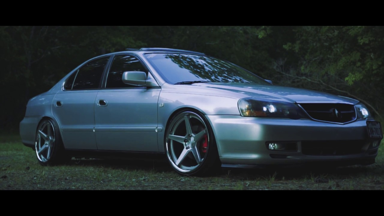 Stanced Acura Tl Ua5 - Short Film