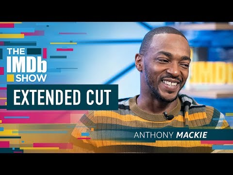 Anthony Mackie Weighs In on the Final Scene in 'Avengers: Endgame' | EXTENDED INTERVIEW