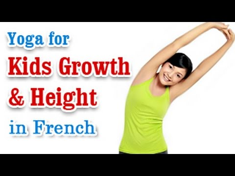 Yoga For Kids Growth and Height - Increase Height and Growth