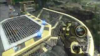 Private Match BO2 Trick Shot [Really Clean]