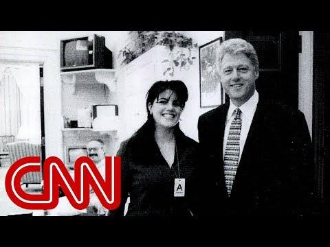 1998: Clinton-Lewinsky scandal breaks on CNN