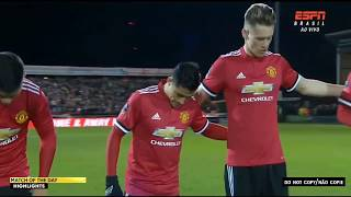 This is what Alexis Sanchez Did in his first game for Manchester United