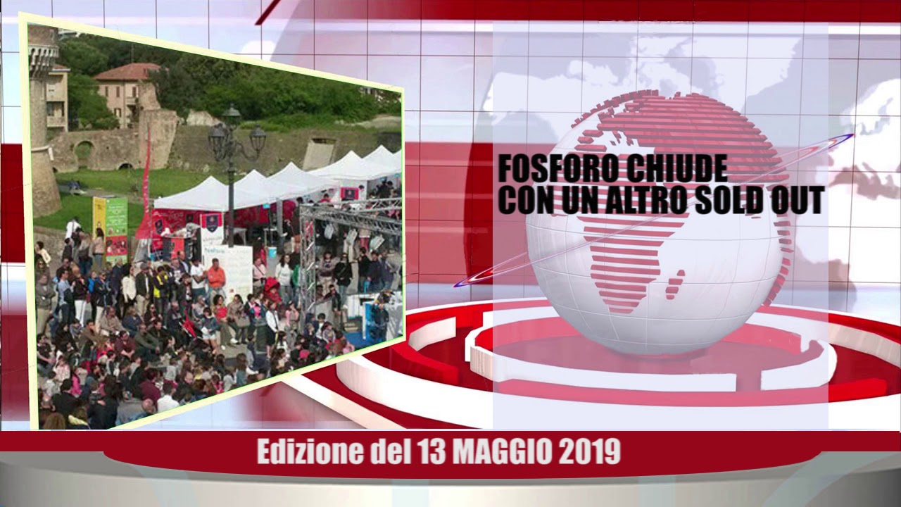 Velluto Notizie Web Tv Senigallia Ed 13 05 19