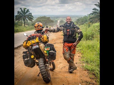BRAZZAVILLE CONGO TO LUBAMBASHI DRC SOLO 2015